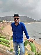 User-हिंदुस्थान वासी at Vishakhapattanam.jpg