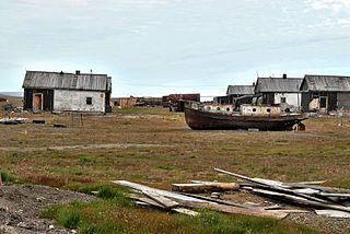 Place in Chukotka Autonomous Okrug, Russia