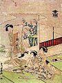 Utagawa Toyoharu - Four Arts - Painting.jpg