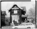 VIEW NORTH, SOUTH FRONT - 4 Dickinson Street (House), North side of Dickinson Street, Binghamton, Broome County, NY HABS NY,4-BING,14-1.tif