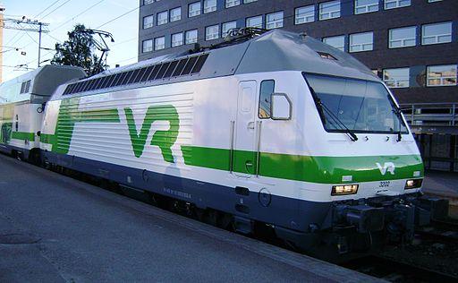 VR Sr2 3202 Tampere 2012-06-22