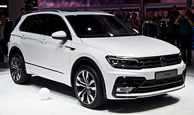 Image illustrative de l'article Volkswagen Tiguan
