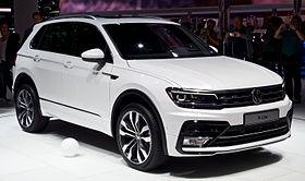 Volkswagen Tiguan  Wikipedia