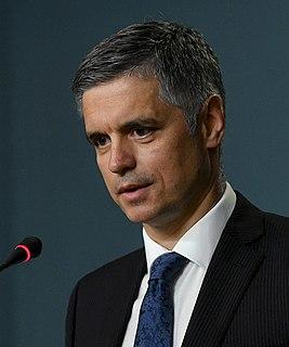 Vadym Prystaiko Foreign Minister of Ukraine