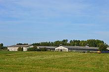 Dairy Farm In Voru Parish Estonia