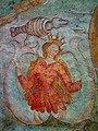 Valdaora di Mezzo-Mitterolang, San Egidio, frescos 003.JPG