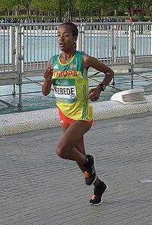 Netsanet Gudeta Ethiopian long-distance runner
