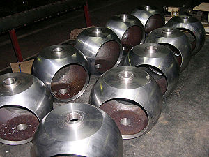 300px Valve balls The Alloy Valve Stockist Making Use of Steel Ball Valves