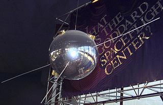 Vanguard 2 Earth-orbiting weather satellite