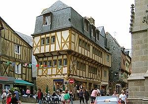 Rue Du Bois Gibault St Julien Les Villas Street View