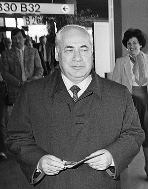 Vasily Tolstikov