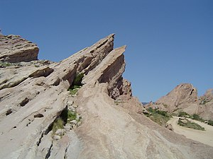 Agua Dulce, California - Vasquez Rocks