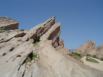 Roswell (TV series) - Vasquez Rocks Natural Area Park.