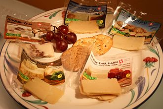Vegan cheese - Image: Vegusto Vegan Cheese (4771065267)