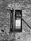 venster 2e verdieping achtergevel - amersfoort - 20009725 - rce