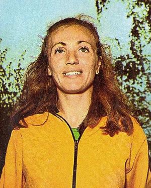 Vera Nikolić - Image: Vera Nikolić 1972