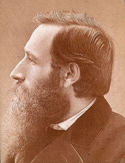 Veress Ferenc önarckép 1880-ból