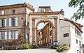 Verfeil (Haute-Garonne) - La porte toulousaine.jpg