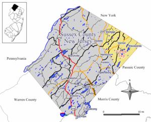 Vernon Township, New Jersey - Image: Vernon twp nj