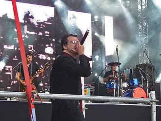 Rock music in Serbia - Van Gogh performing in 2007