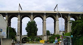 Image illustrative de l'article Viaduc de Meudon