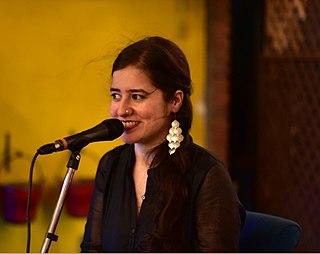 Vibha Saraf Indian singer-songwriter