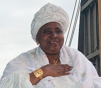 Vice-President of the Gambia - Image: Vice President of Gambia visits HSV Swift. (8243542829) (cropped)