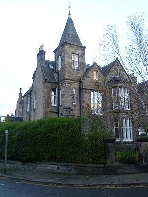 The Grange, Edinburgh - Villa in The Grange