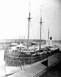 SS <i>Vienna</i> (1873) Steamship sunk after a collision in Lake Superior