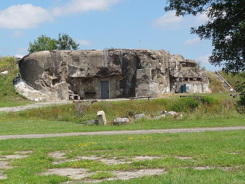 Vieux-Reng (Nord, Fr) fort de la Salmagne