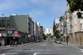 View down Farrell Street in Japantown, San Francisco, California LCCN2013630145.tif