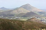 File:View from the Montaña de Guardilama to the Montaña Blanca and to Conil.jpg