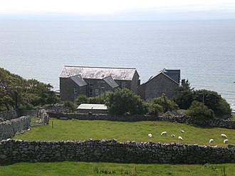 Llanaber - Image: View of Llanaber