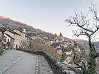 View of Saint Faith Abbey of Conques 08.jpg