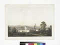 View of the river St. Lawrence, Falls of Montmorenci from the island of Orleans (NYPL Hades-118293-54239).tif