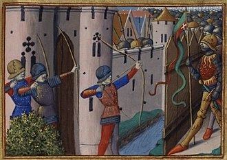 Richard of York, 3rd Duke of York - Siege of Pontoise (1441)