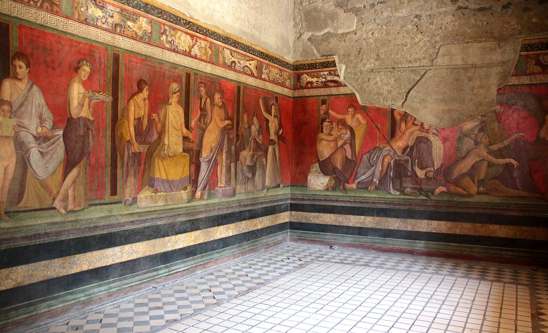 Villa dei Misteri - Pompei.jpg