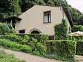 Villa san michele, giardino est, edificio annesso 01.JPG