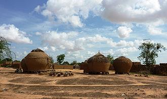 Maradi Region - A village in Maradi