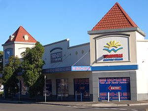 Villawood, New South Wales - Woodville Shopping Centre