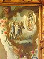 Virgen de Guadalupe con las cuatro apariciones (Juan de Sáenz) Detalle (03).JPG