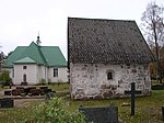 Virolahti church and old stone sacristy 1 AB.jpg