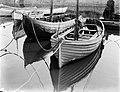 Vissersschuiten in de haven van IJmuiden, Bestanddeelnr 252-0671.jpg