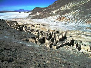 Minería en Argentina - Wikipedia, la enciclopedia libre
