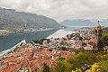 Vista de Kotor, Bahía de Kotor, Montenegro, 2014-04-19, DD 06.JPG