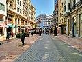 Vista de la calle Milicias Nacionales.jpg