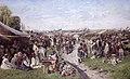 Vladimir Egorovich Makovsky - 'Fair (Little Russia)', 1885.jpg