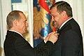 Vladimir Putin and Akhmad Kadyrov - 22.11.2001.jpg