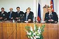 Vladimir Putin in Azerbaijan 9-10 January 2001-6.jpg