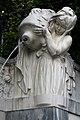 Volksgarten Kaiserin-Elisabeth-Denkmal Wien Brunnen 1c 22-09-2013.jpg